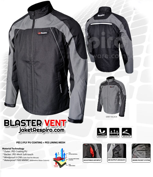 Jaket Anti Angin