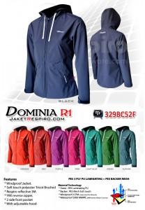 Jaket dominia-R1