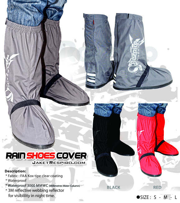 jas-hujan-sepatu