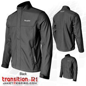transition hitam