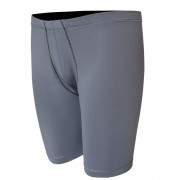 Base Layer Short-Pants-Grey-Black-Depan