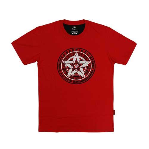 Motopart-Chain-Star-Red