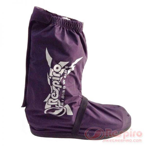 Rain-Shoes-Purple-Samping