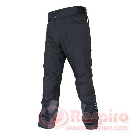 Riding-Pant-Velocity-R3-Black-Depan