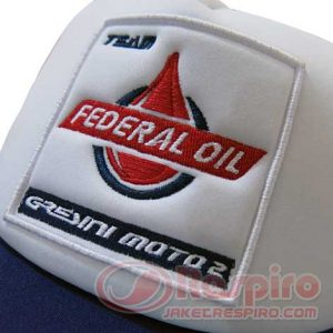 Cap-Trucker-FOGM2-moto-gp-federal-gresini-bordir