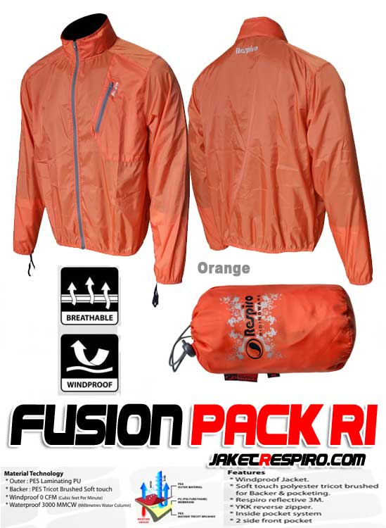 jaket-respiro-sepeda-fusion-pack