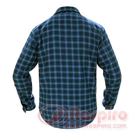 4.-Respiro-Flanel-Kemeja-Jaket-Vintro-R1.4-Green-Belakang