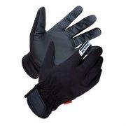 1.-Glove-Elemento-Black-Depan-Belakang