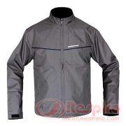 jaket-pria-respiro-8-windtroline-r1-charcoal-depan