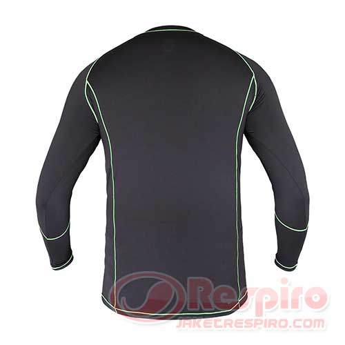 respiro-4-base-layer-shirt-black-green-belakang
