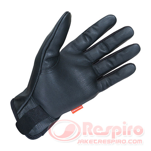 Sarung-Tangan-Kulit-Respiro-Glove-3-GR-04-Estrelo-LM-Black-Belakang