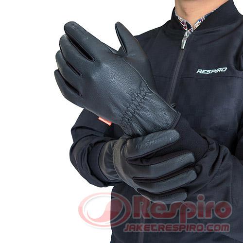 Sarung-Tangan-Kulit-Respiro-Glove-4-GR-04-Estrelo-LM-Black
