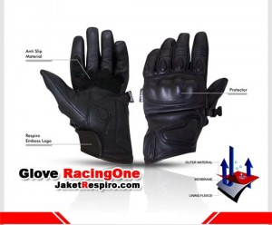 glove racing one