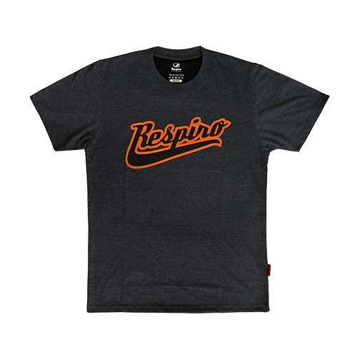 T-Shirt-Respiroholic-Baseball-Depan