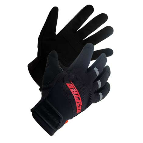 Sarung-Tangan-Accelerado-Black-Red-Depan