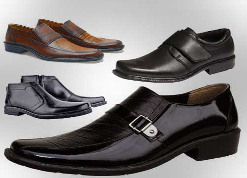 Macam Macam Model Sepatu Kerja Pria Terpopuler