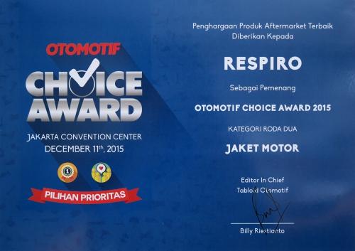 penghargaan-otomotif-choice-award